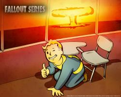Fallout clipart