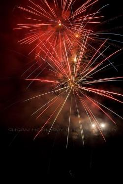 Explosions clipart firework explosion