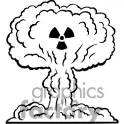 Explosions clipart war