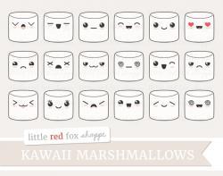 Marshmellow clipart small