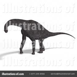 Brachiosaurus clipart extinct