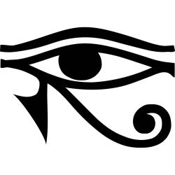 Egyptian clipart horus