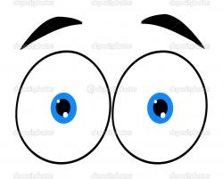Eyeball clipart awake