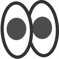 Eye clipart pair eye