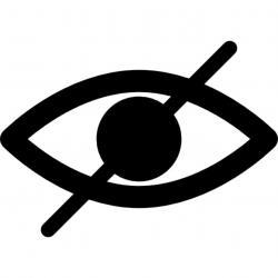 Blinds clipart eye