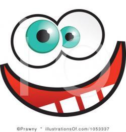 Weird clipart funny face