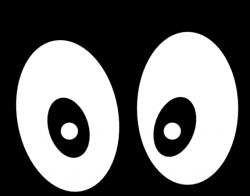 Eyeball clipart surprised eye