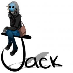 Eyeless Jack clipart deviantart