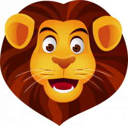 Lioness clipart head
