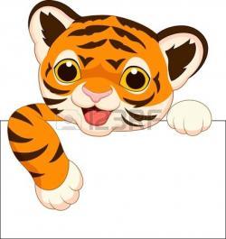 Drawn tigres funny cartoon