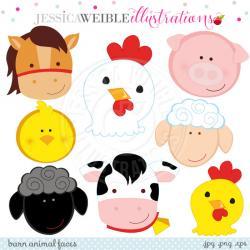 Farm Animals clipart barn animal