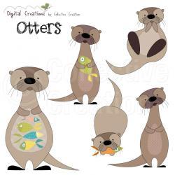 Sea Otter clipart