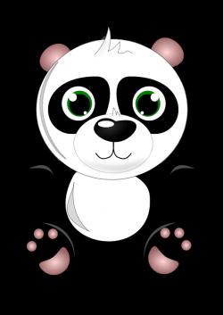 Rice clipart panda