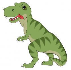 Drawn tyrannosaurus rex friendly