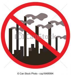 Factory clipart chimney smoke