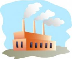 Factory clipart cute