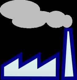 Smog clipart factory symbol