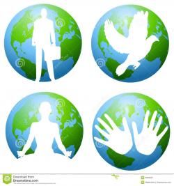 Planet Earth clipart environment