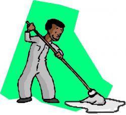 Industrial clipart housekeeping