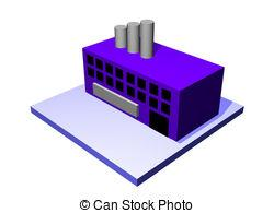 Factory clipart supplier warehouse