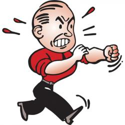 Violence clipart bad guy