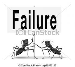 Fail clipart mistake