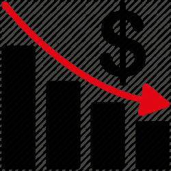 Fail clipart recession