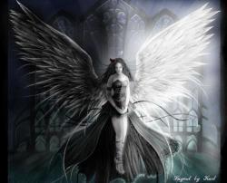 Fallen Angel clipart angel darkness
