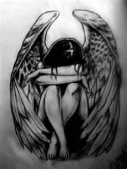 Fallen Angel clipart arm