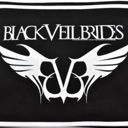 Fallen Angel clipart black veil brides