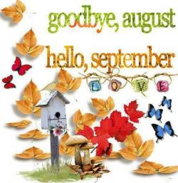 Falling clipart month september
