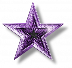 Mauve clipart shooting star