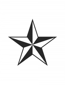 Falling Stars clipart row star