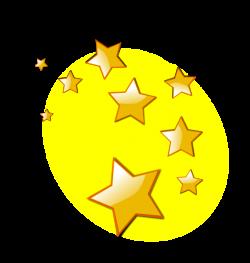 Falling Stars clipart star shine