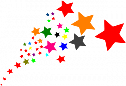 Shooting Star clipart student goal
