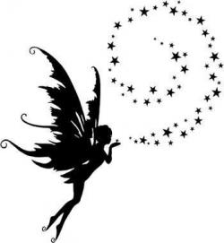 Falling Stars clipart tinkerbell pixie dust