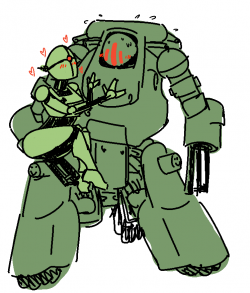 Fallout clipart big boy