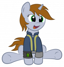 Fallout clipart mlp