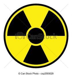 Fallout clipart radioactivity