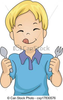 Famine clipart hungry kid