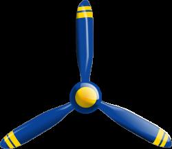 Aviation clipart propeller