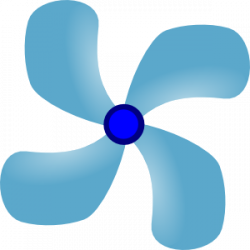 Fans clipart animated