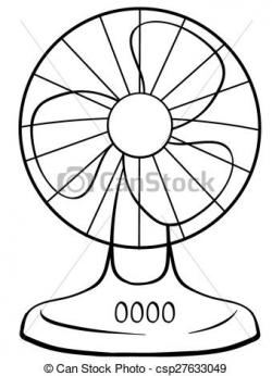 Fans clipart drawing