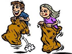 Race clipart hop