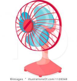 Fan clipart illustration