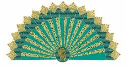 Fan clipart oriental