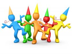 Fun Time clipart celebration