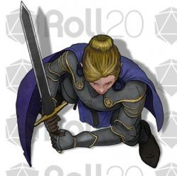 Fantasy clipart noble