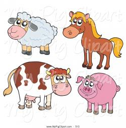 Cow clipart sheep