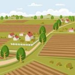 Farmland clipart